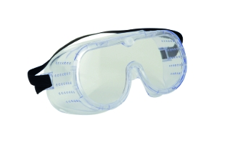 Sikkerhedsbrille, Klart glas