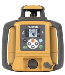 Topcon RL-SV2S inkl. LS-100D, 2-Faldslaser, Sæt