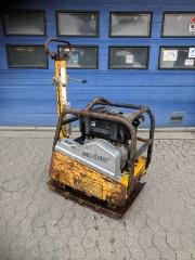 Weber TC 62 SE, Brugt pladevibrator