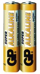 Super Alkaline LR03/AAA, 40-pak, Batterier