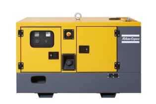 Atlas Copco QES 20 KD, Generator