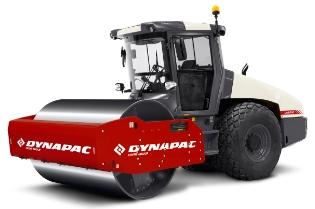 Dynapac CA3500D, Valsetog