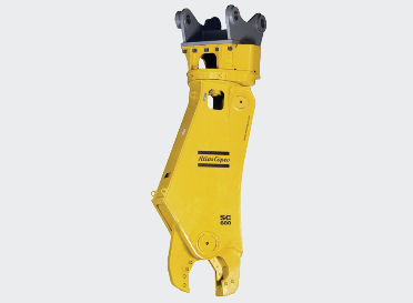 Atlas Copco Scrap Cutters