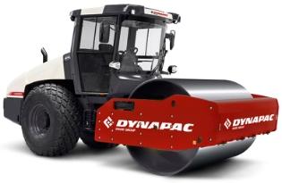 Dynapac CA4000D, Valsetog