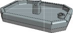 Hamevac Sugekop 300x400 mm, t/ VHU-3000