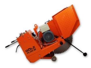 Gölz FS250 SE, Fugeskæremaskine