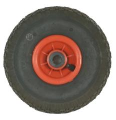 Hjul, f/multisækkevogn, luftgummi