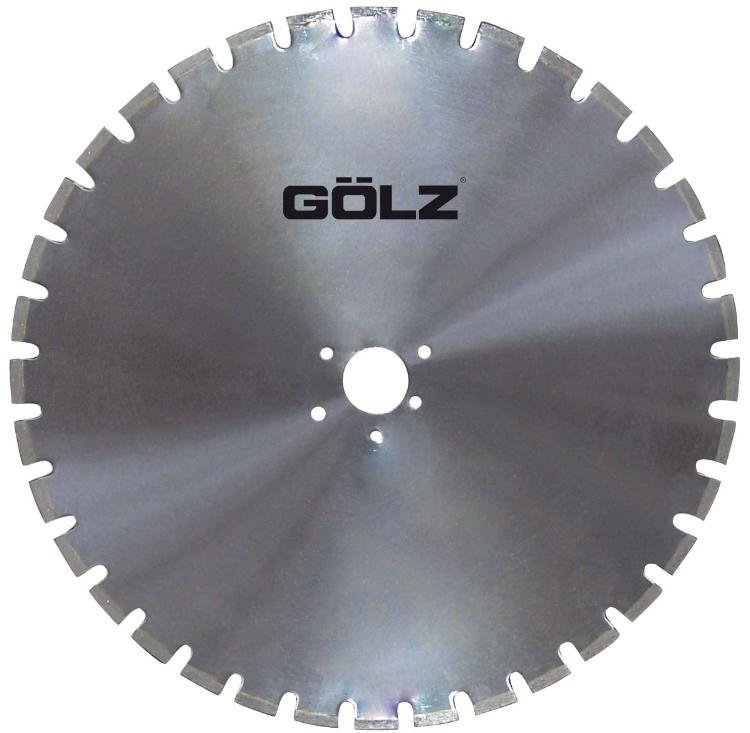 Gölz BS 30, Ø650x60 mm, Diamantskive