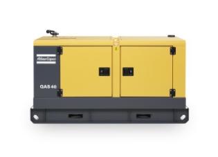 Atlas Copco QAS 40, Generator