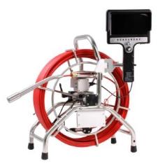Inspektionskamera, Ø50-Ø160 mm