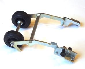 Transporthjul t/ F75 & F75E - 230V Pladevibrator