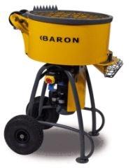 Baron F80, Tvangsblander