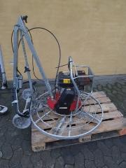 Swepac TR950P, Brugt glittemaskine