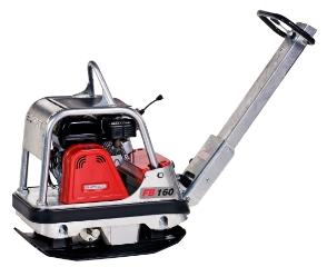 Swepac FB160, Pladevibrator