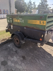 Irmair 5,5, Brugt kompressor