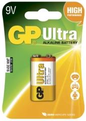 Ultra Alkaline Batteri, 6LF22/9V
