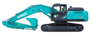 Kobelco SK300LC-10, Gravemaskine