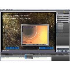 C-TV CometSoft TV-inspektionsprogram Lite