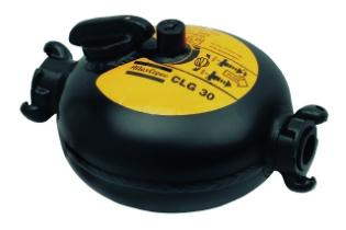 Atlas Copco CLG 30, Smøreapparat