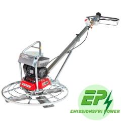 Swepac TR950E, Glittermaskine