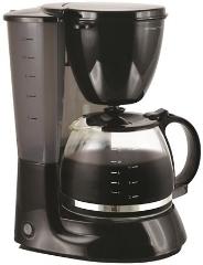 Kaffemaskine, 12 kopper, Sort